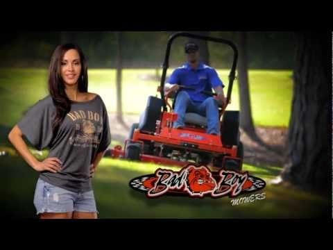Bad Boy Mowers Stronger Commercial!