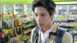 Video Hi! School - Love On | TaeHo & JooAh Part 1 MP3, 3GP, MP4, WEBM, AVI, FLV Desember 2018