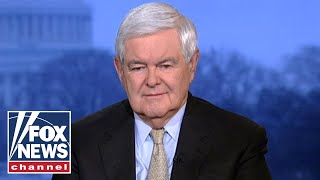 Video Gingrich reacts to the tension between Pelosi and Trump MP3, 3GP, MP4, WEBM, AVI, FLV Januari 2019