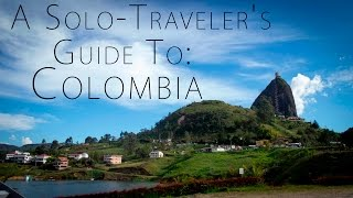 A Solo-Traveler's Guide To: Colombia features my adventures and friends I met along the way while traveling for four weeks in the South American country of ...