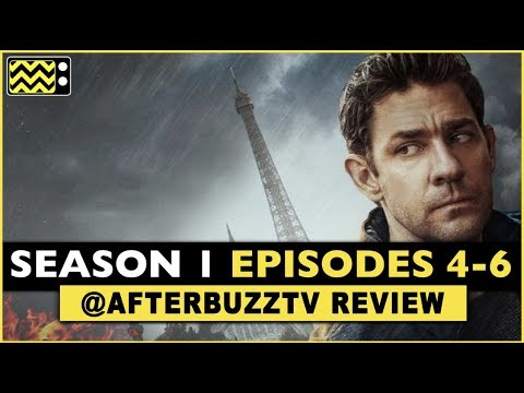 Jack Ryan Season 1 Episodes 4 - 6 Review & After Show