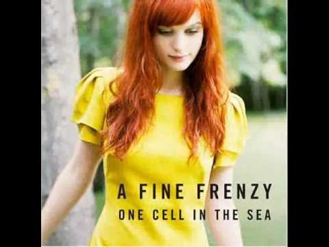 Tekst piosenki A Fine Frenzy - Rangers po polsku