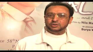 Gulshan Grover At The DVD Launch Of I Am Kalam