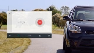 Android Auto - Preview 01