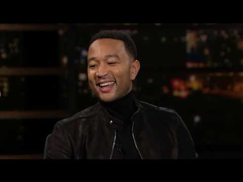 John Legend: Preach | Real Time with Bill Maher (HBO)