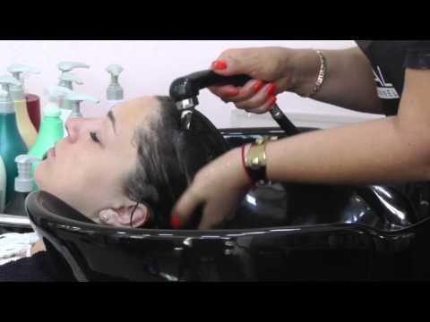 Кератинирование волос с Olaplex