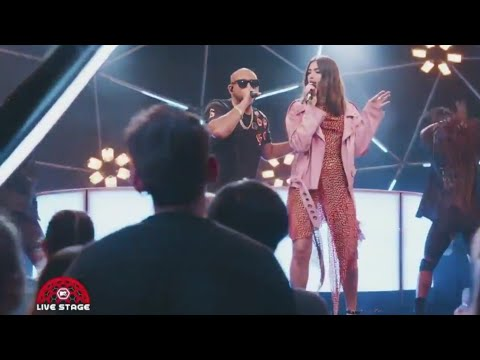Video Sean Paul - No Lie Feat. Dua Lipa (On MTV LIVE STAGE) download in MP3, 3GP, MP4, WEBM, AVI, FLV January 2017