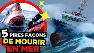Video 5  SCARIEST DANGERS in the SEA MP3, 3GP, MP4, WEBM, AVI, FLV November 2017