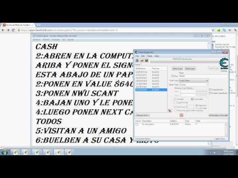 hack de cash de social wars con cheat engine 6.1 [no funsiona mas]