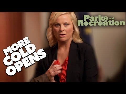The ULTIMATE Cold Opens | Parks and Recreation | Comedy Bites