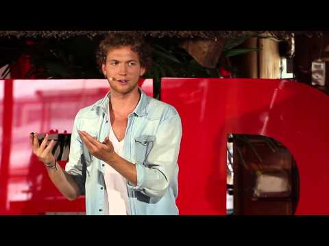 How to become more confident — lay down on the street for 30sec | Till H. Groß | TEDxDonauinsel