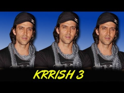 Hrithik Roshan's TRIPLE ROLE in Krrish 3