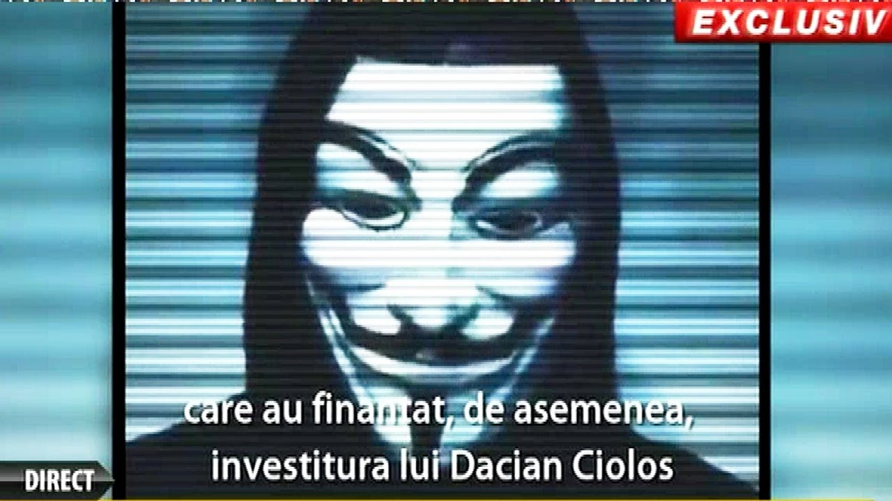 SOROS a pus la cale TRAGEDIA din COLECTIV - Sursa: Hackerii Anonymous