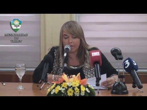 Apertura de Sesiones del Concejo Deliberante de Trelew
