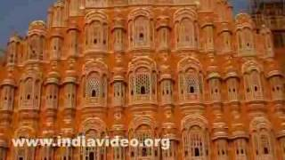Video: Hawa Mahal, Jaipur