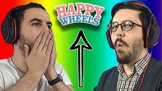 Mediakraft Ekibi Happy Wheels Oynuyor
