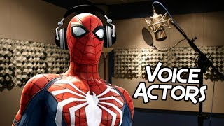 Video Spider-Man Games Voice Actor Comparison (2000-2018) MP3, 3GP, MP4, WEBM, AVI, FLV Juni 2017