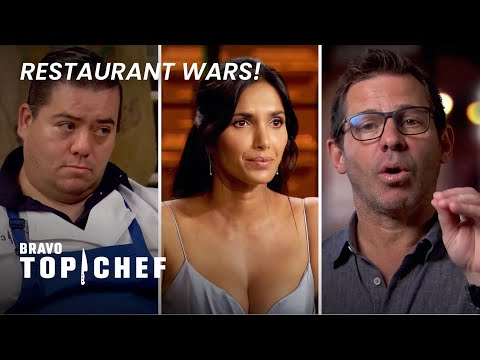 Did This Chef Deliberately Jeopardize Restaurant Wars? | Top Chef: Charleston