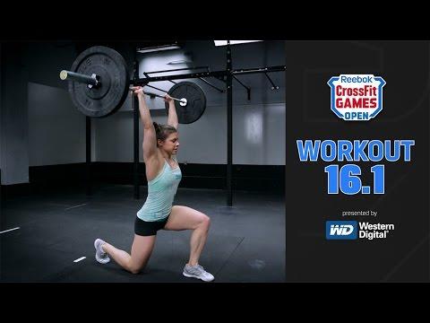 Open Workout 16.1 Standards