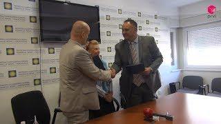 Potpisivanje ugovora između Gospodarske komore FBiH i EU pokreta u BiH