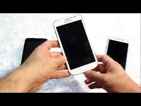 imobile - รีวิวฉบับเต็ม พร้อมตัวอย่างภาพถ่ายที่ http://droidsans.com/node/118381 รีวิว i-mobile IQ6 ปะทะ Samsung Galaxy Grand ชน SHARP SH530U...