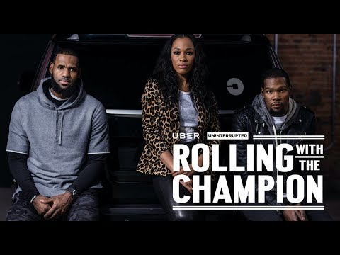 Kevin Durant x LeBron James x Cari Champion | ROLLING WITH THE CHAMPION