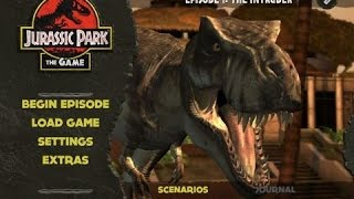 Jurassic Park: The Game episode 1 full game playthrough/walkthrough