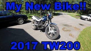 9. 2017 TW200 New Bike Reveal