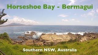 Bermagui Australia  City pictures : Bermagui - Horseshoe Bay, southern NSW, Australia