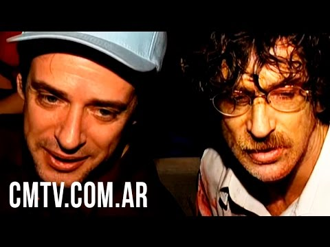 Charly García video Charly Garcia y Gustavo Cerati  - Cumpleaños N° 49 de Charly en Roxy