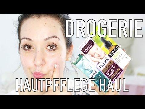 DROGERIE HAUTPFLEGE HAUL & LIVE TEST I MINI REVIEW