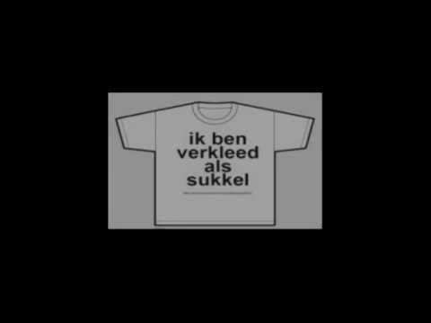De Huilende Rappers - Sik (Official Video)