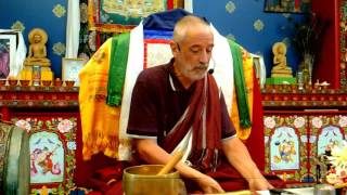 Continuação do vídeo: O Caminho de Lucidez  Retiro de Verão 2017 #16.1 (8º dia, tarde) Transmissão ao vivo do Retiro de Verão 2017, com Lama Padma Samten, d...