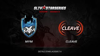 MYM vs Cleave, game 1