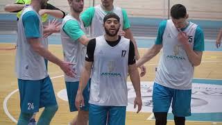 Матч алдындағы түсініктеме— ВТБ Бірыңғай лигасы: «Астана» vs «Химки»