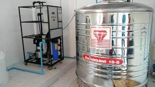 Acropore: Hệ thống xử lý nước tinh khiết - Pure Water Purification Treatment System