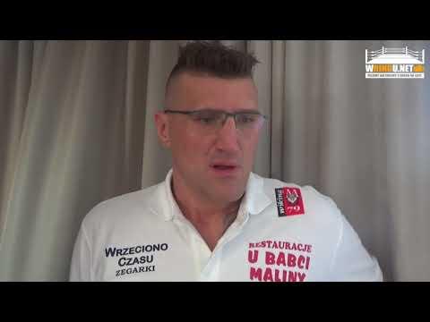 Mariusz Wach: Tyson Fury wyjadał mi jedzenie!