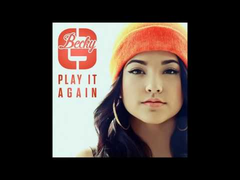 Becky G -  Built for this ( AUDIO )