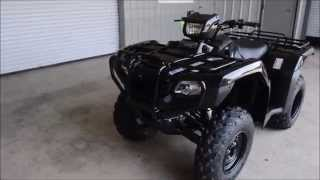 8. 2015 TRX500FM2 Foreman 500 EPS / Honda of Chattanooga PowerSports Dealer