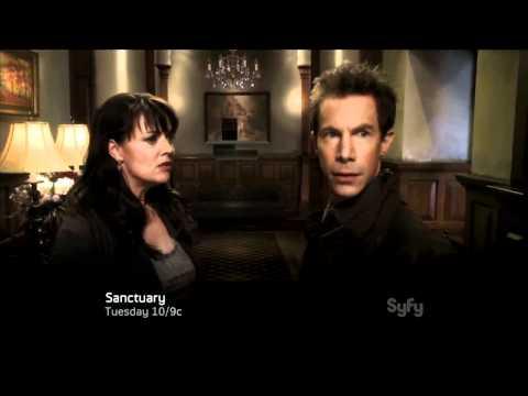 Sanctuary 4.09 Clip
