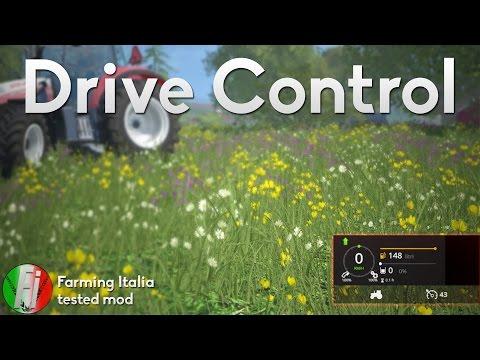 Drive control v3.5