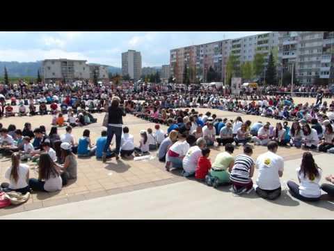 Slovenský rekord v bubnovaní na pohároch