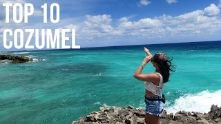 Cozumel Mexico  city photo : 10 Amazing Things To Do in Cozumel Mexico