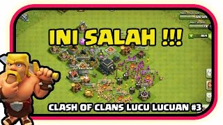 Video COC Lucu lucuan - Kesalahan Dalam Bermain Clash Of Clans MP3, 3GP, MP4, WEBM, AVI, FLV Oktober 2017