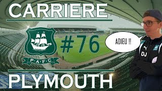 Video FIFA 17 | Carrière Manager | Plymouth #76 : ADIEU !! MP3, 3GP, MP4, WEBM, AVI, FLV Juni 2017