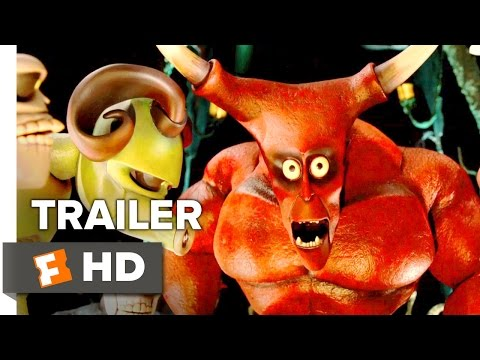 Hell And Back Official Trailer #1 (2015) - Mila Kunis, T.J. Miller Animated Movie HD