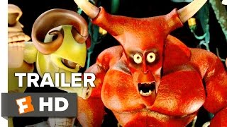 Nonton Hell And Back Official Trailer  1  2015    Mila Kunis  T J  Miller Animated Movie Hd Film Subtitle Indonesia Streaming Movie Download