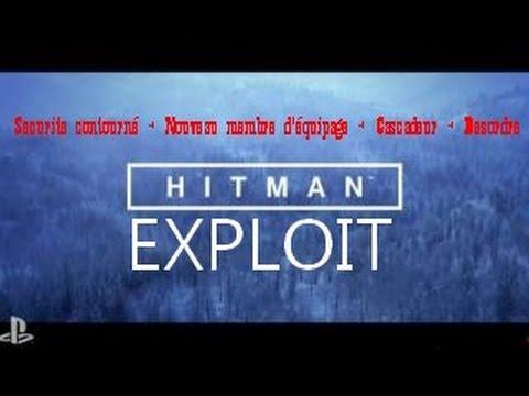 Hitman prologue :Tuto Defi: Securite contourne + Nouveau membre d'equipage + Cascadeur + Desordre