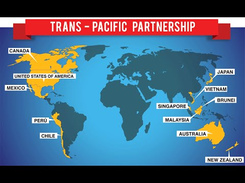 Trans Pacific Partnership - What is it and what does it mean?