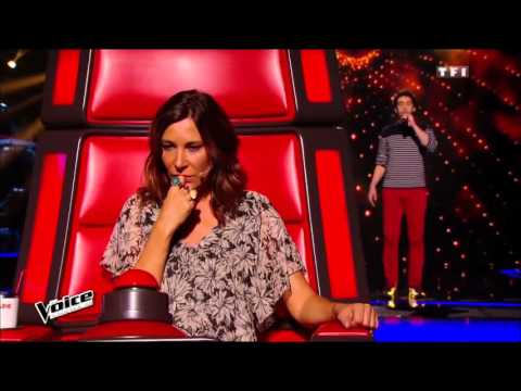 The Voice – Some of the most surprising blind audition worldwide